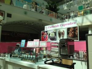 Curbside Cupcakes Kiosk