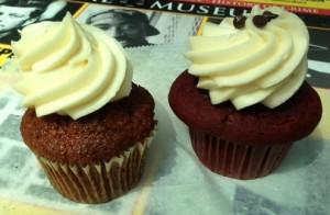 Carrot Cake and Red Velvet