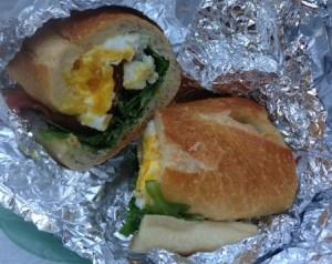 Milan sandwich
