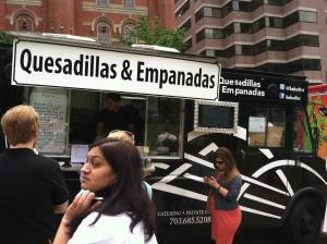 TSR Quesadillas & Empanadas