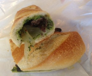 Buenos Aires sandwich