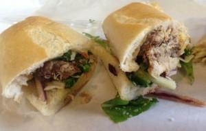 Kingston sandwich