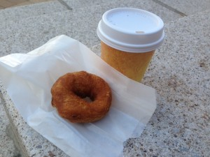 Croissant Donut