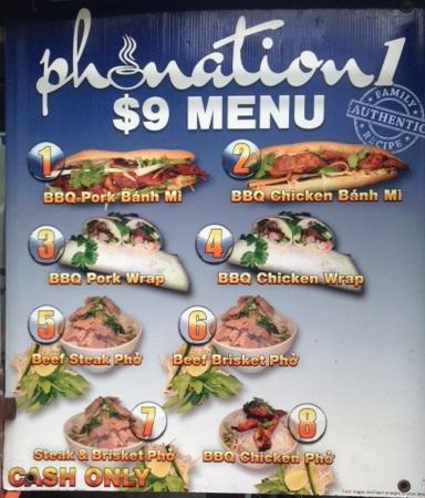 Phonation's Picture Menu