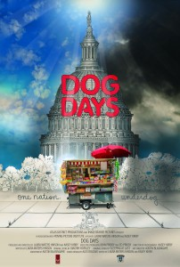 Poster for 'Dog Days.' Source: Dog Days Media Kit.